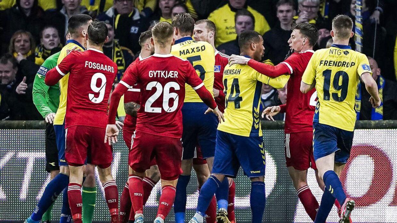 Chokerende få tv-seere så med på Canal 9, da Brøndby og Lyngby spillede i weekenden.