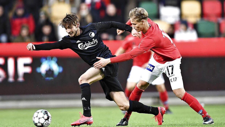 I forrige weekend var der også et dyk i antallet af tv-seere til FCK's kamp mod Silkeborg, der ligeledes blev sendt på Discoverys Canal 9.