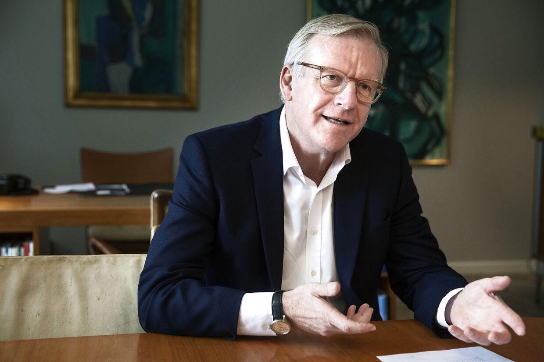 Jens Ive (V), borgmester i Rudersdal Kommune, bliver ramt meget hårdt af det udspil til en ny udligning, som ligger på bordet nu. Rudersdal har en lille formue og har de fra 2016 til 2018 kørt med underskud.