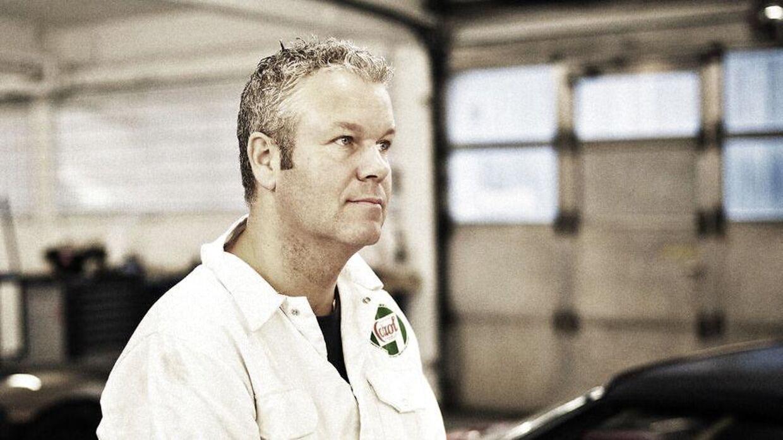 Mads Christensen er foredragsholder og livsstilsekspert.