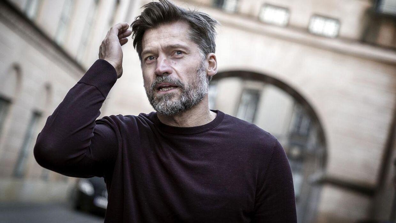 (Arkiv) Nikolaj Coster-Waldau.