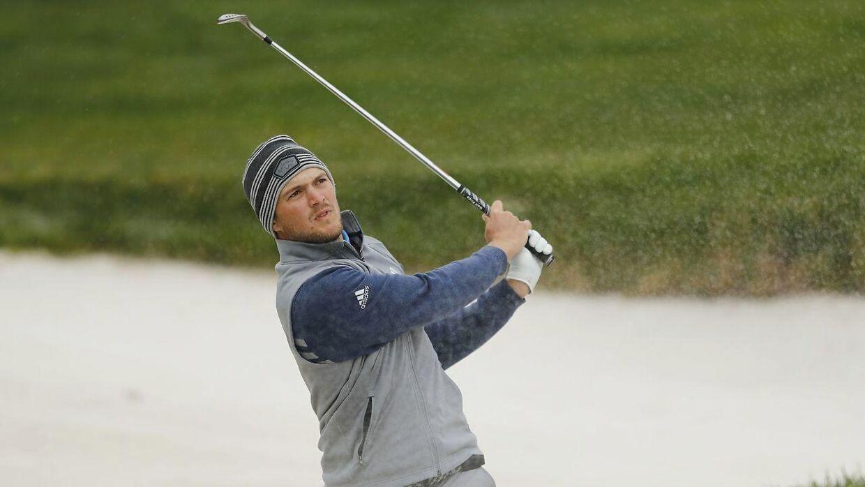 Sebastian Cappelen øjner en OL-deltagelse for Danmark.