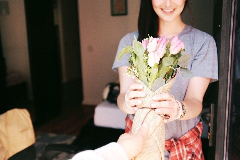 Blomster - en sand klassiker som altid gør mødre bløde i knæene