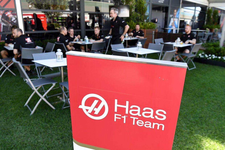 Også hos Haas var der frygt for covid-19-tilfælde, men uden grund.