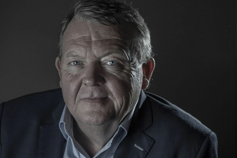 Tidligere Statsminister Lars Løkke Rasmussen (V)