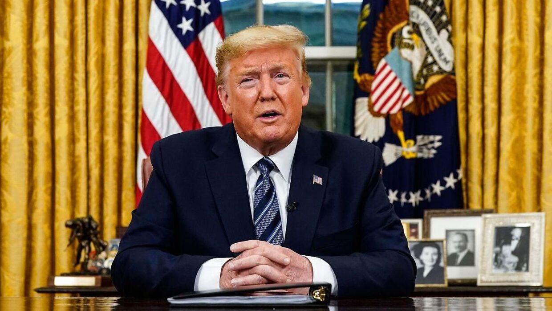 Præsident Donald Trump kritiseres fra flere steder for ikke at tage corona-krisen seriøst nok.