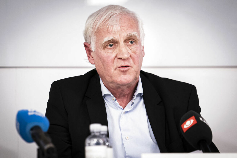 Niels Nygaard, bestyrelsesformand i Danmarks Idrætsforbund.