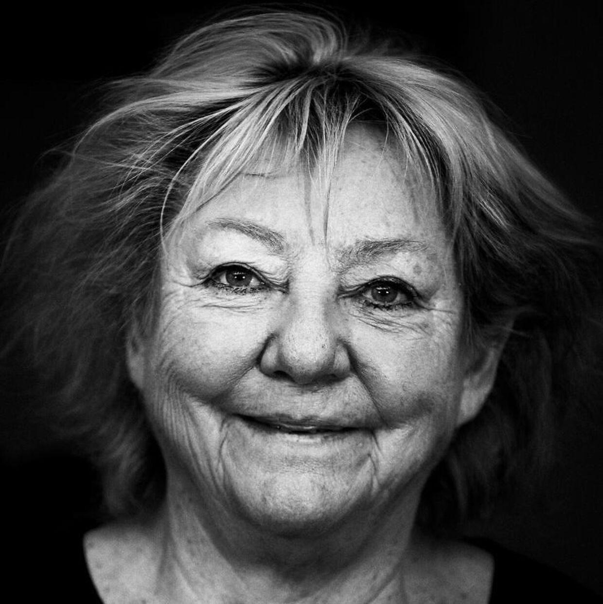 Arkivfoto af Karen Thisted, der blev 73 år. Hun gik bort mandag 16. marts.