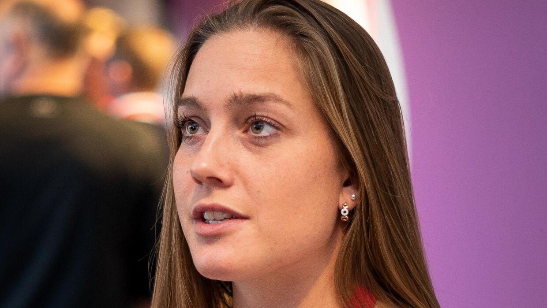Cathrine Dufour er en af de danske atleter, der håber på at kunne komme til OL til sommer.