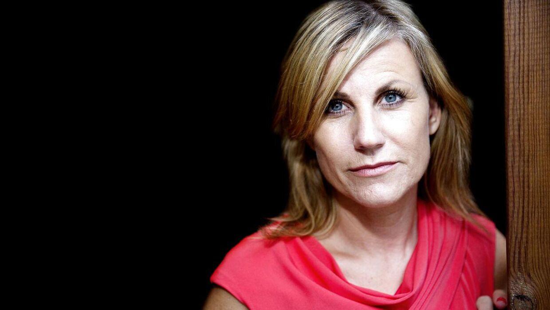 Malene Hasselblad er hovedpersonen i serien 'Seriemordene på Østerbro'