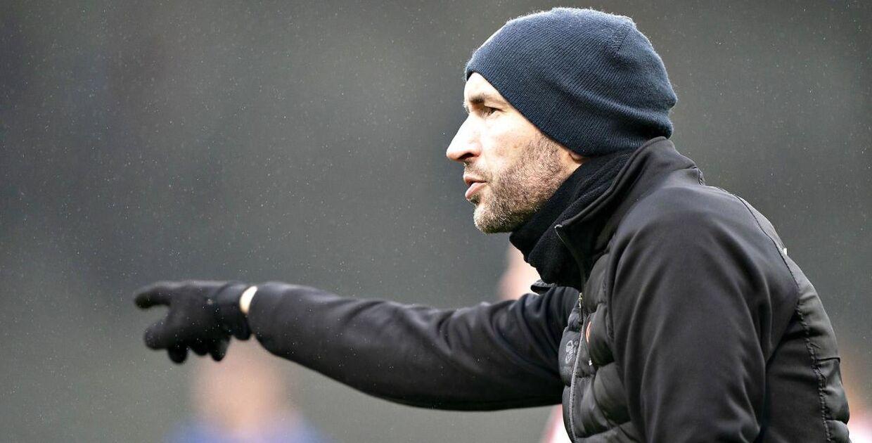 Jacob Friis, billedet, er cheftræner i Superliga-klubben AaB.