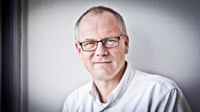 Professor Jens Lundgren fra Rigshospitalet er klar til at teste ny forsøgsbehandlign på corona-patienter.