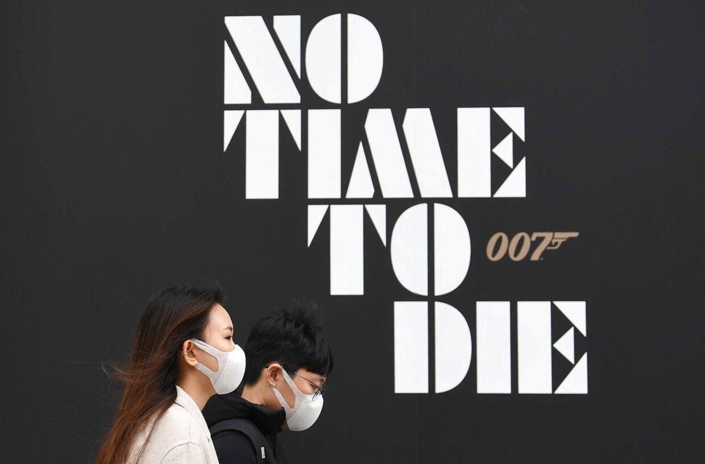 Den nye James Bond-film-premiere er blevet udsat pga. corona.