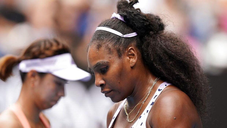 Serena Williams beskriver, hvordan det har været for hende at være i isolation grundet coronavirus.