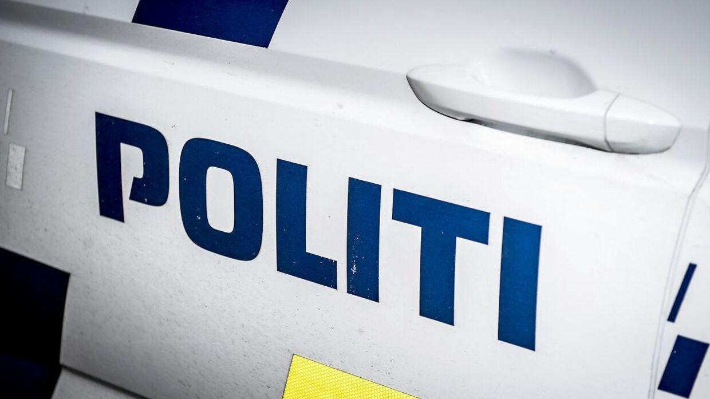 En buschauffør blev fredag eftermiddag overfaldet med en rygsæk i Maribo.