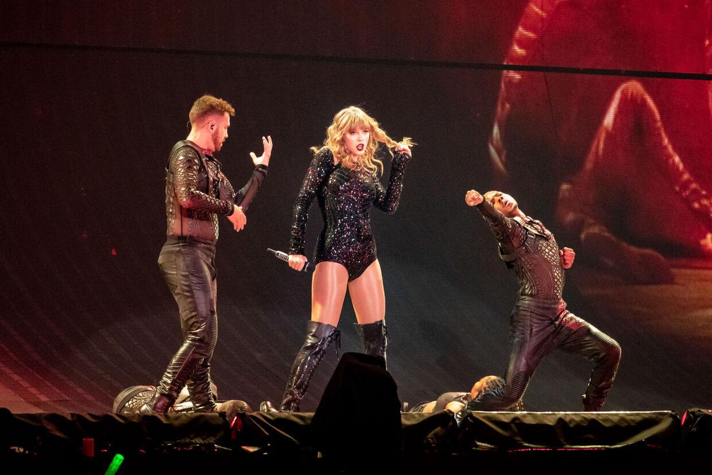 Taylor Swift genopfandt sig selv som en kvinde, der ønskede hævn og oprejsning, efter fejden med Kanye West.