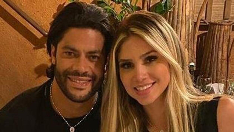 Hulk og Camila Angelo er blevet gift, lyder det på de sociale medier.