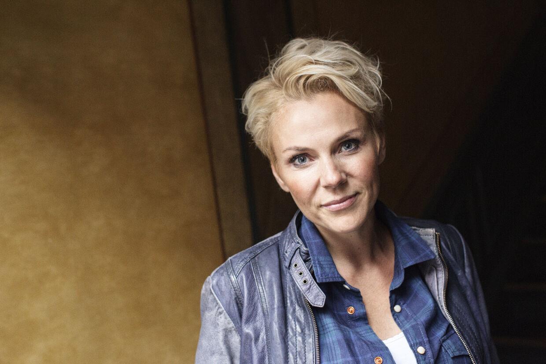 Lene Beier er blandt andet vært på TV2-programmerne Hjem til gården og Landmand søger kærlighed. David Leth Williams/Ritzau Scanpix
