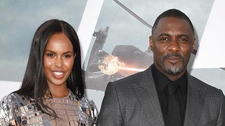 Model Sabrina Dhowre Elba og hendes mand Idris Elba er begge testet positive for coronavirus.