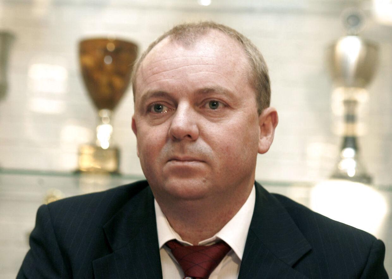 Kent Madsen, administrerende direktør i Silkeborg IF.