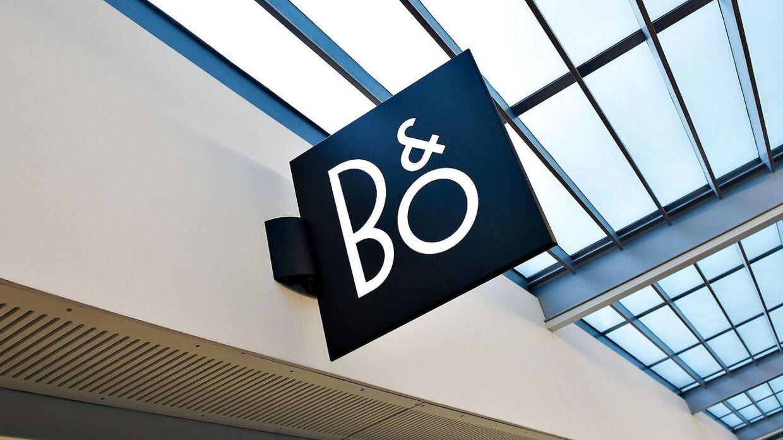 115 mennesker mistede onsdag deres job på design- og elektronikvirksomheden B&O. (Arkivfoto)