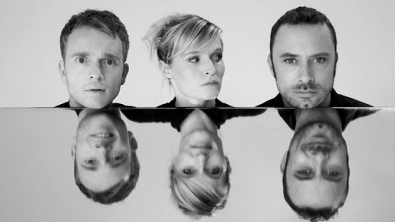 Laus Høybye, Mille Lehfeldt og Jakob Fauerby er satiregruppen Platt-form