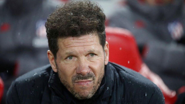 Den spanske klub Atletico Madrid sørger efter tabet af en blot 14-årig spiller fra klubbens ungdoms-akademi. (Reuters/Carl Recine)
