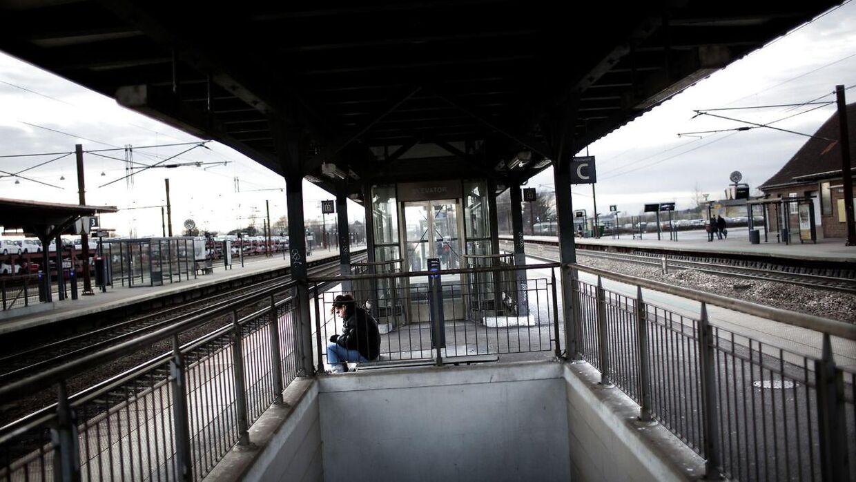 Ringsted Station kommer til at få ingen tog fra Næstved de kommende måneder, hvor strækningen mellem de to byer lukkes ned.