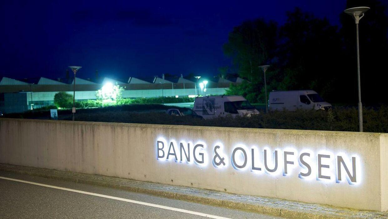 Bang & Olufsen har midlertidligt lukket godt 60 pct. af selskabets butikker verden over.