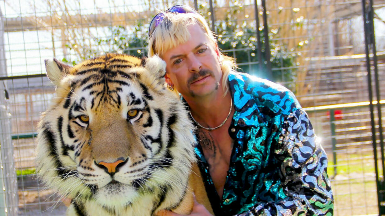 Joe 'Exotic' Maldonado-Passage fra Netflix-serien 'Tiger King'.