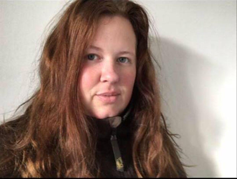 Michelle Jensen, mor til en anbragt søn på otte år