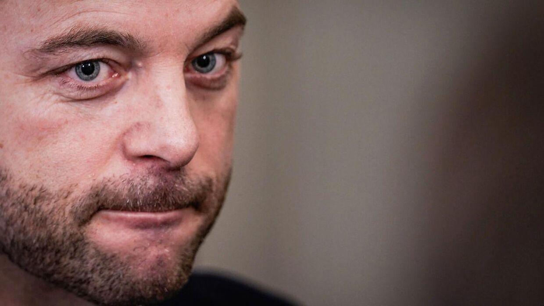 Radikale Venstres forman, Morten Østergaard. (Foto: Niels Christian Vilmann/Ritzau Scanpix)