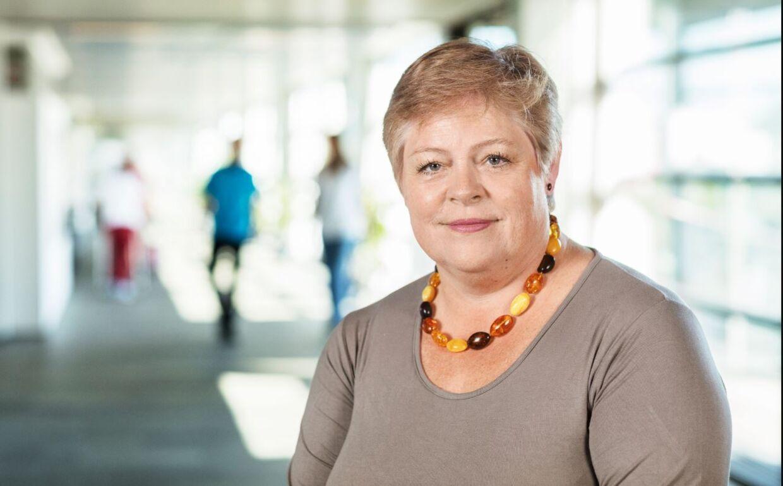 Direktør for Amager og Hvidovre Hospital, Birgitte Rav Degenkolv, fortæller nu, at flere patienter med andre sygdomme end coronavirus, pludselig er testet positive netop corona under deres indlæggelser. Foto: Hvidovre Hospital