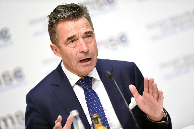 Anders Fogh Rasmussen REUTERS/Andreas Gebert