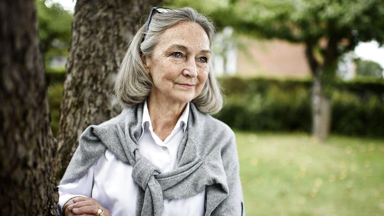 Rudi Nielsen var gift med Harald Nielsen fra 1963 til 2015.