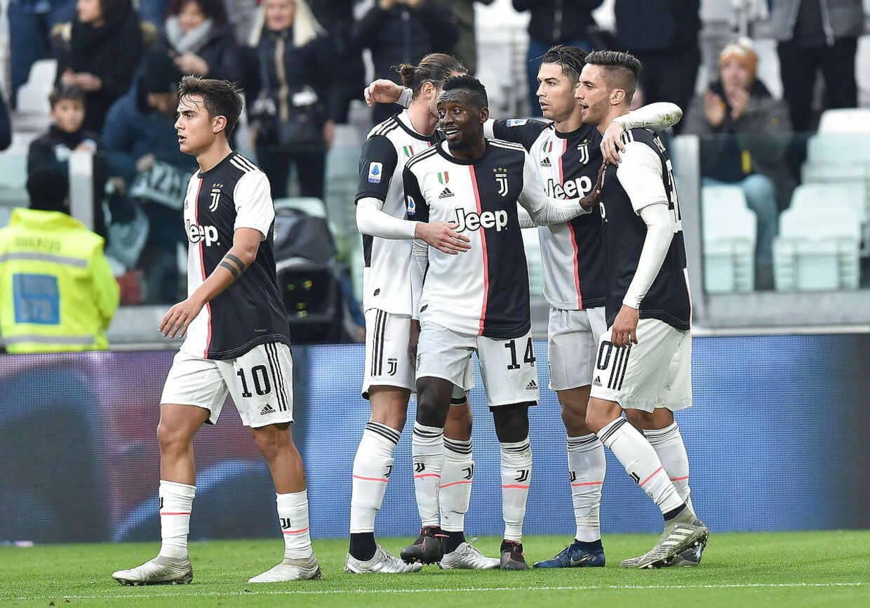 Juventus-stjernere bliver ikke betalt for deres job i disse måneder.