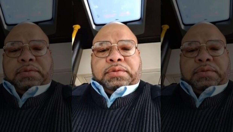 Buschaufføren Jason Hargrove fra Detroit døde den 1. april efter at en kvinde hostede på han bus uden at holde sig for munden.