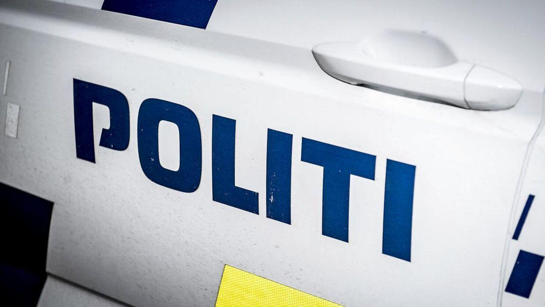 Politiet jagter unge drenge på Fyn.