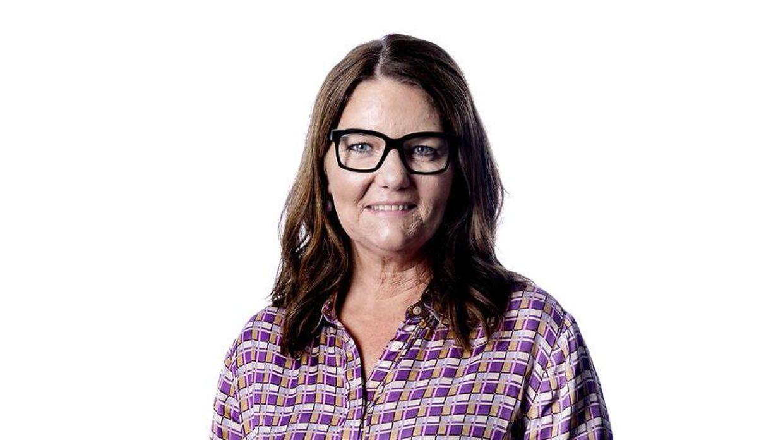 Søs Marie Serup, politisk kommentator, B.T.