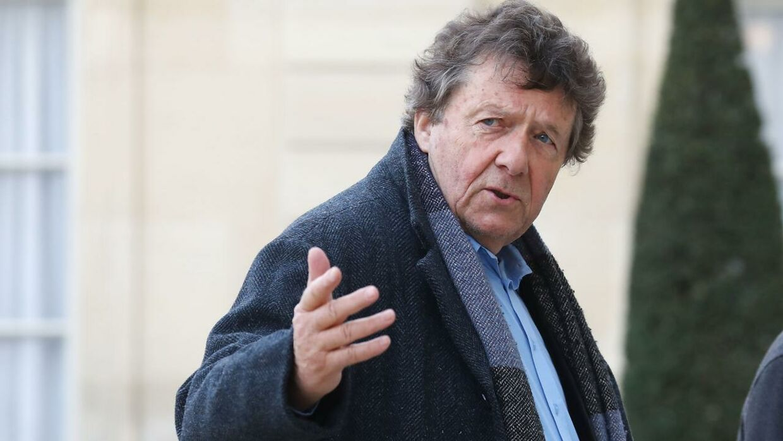 Den franske sociolog Jean Viard.