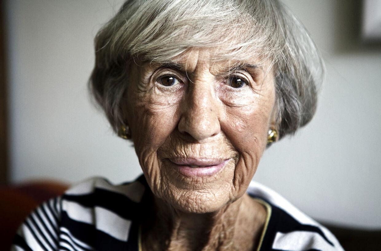 Den i dag 102-årige Lise Nørgaard har aldrig glemt 9. april 1940.