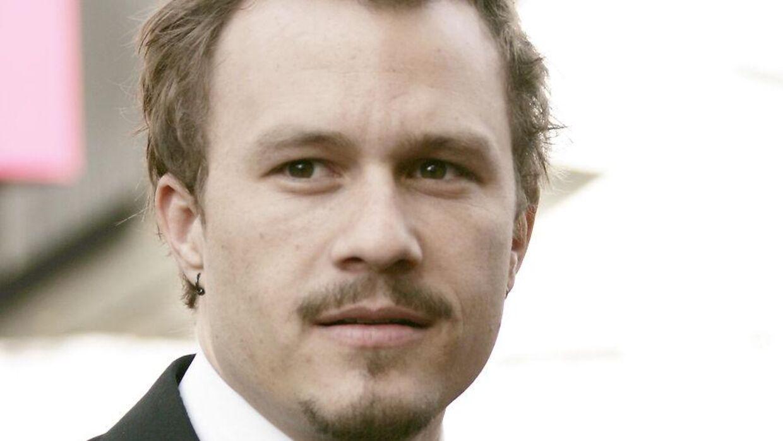 Skuespiller Heath Ledger ville ikke lave homojokes ved oscar-uddelingen, fortæller hans ven, Jake Gyllehaal, nu. Arkivfoto af Ledger.