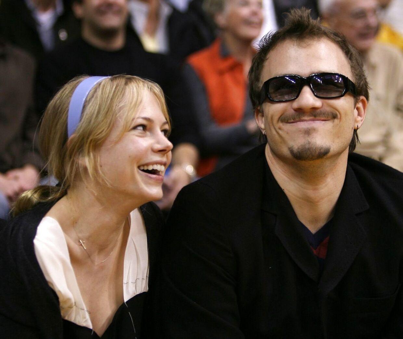 Williams og Heather var forlovede, inden de brød med hinanden i 2007.