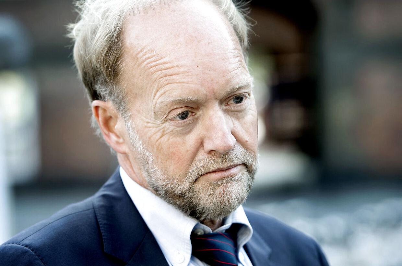Formand for Den Danske Dommerforening Mikael Sjöberg. (Foto: Keld Navntoft/Scanpix 2014)