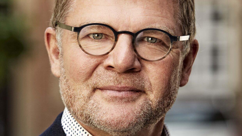 Formand for Efterskoleforeningen, Torben Vind Rasmussen.