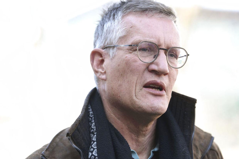Den svenske statsepidemiolog Anders Tegnell. (Arkivfoto)