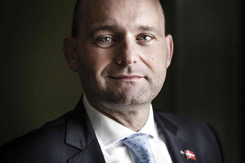 Søren Pape, formand for Det Konservative Folkeparti og medlem af Folketinget.