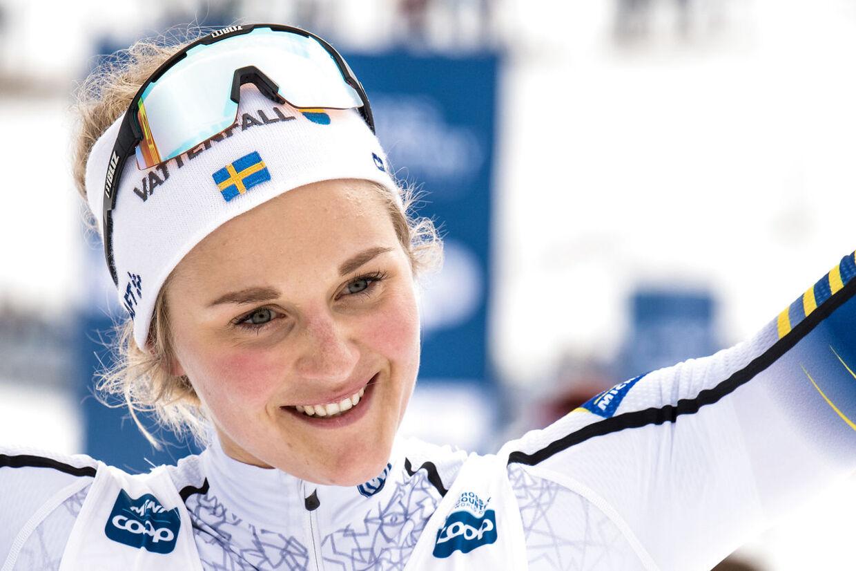 Stina Nilsson har skiftet sportsgren.