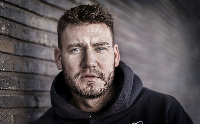 32-årige Nicklas Bendtner.