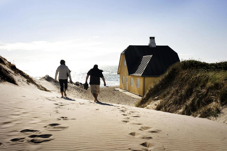 Der er rift om de danske sommerhuse i uge 29, 30 og 31.